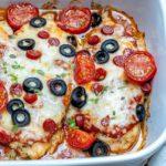 طرز تهیه غذای ایتالیایی چیکن پارمژان خوشمزه و ارزان (تصویری)