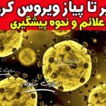 علائم ویروس کرونا چیست؟ نشانه های بیماری کرونا (corona)