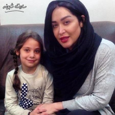 بیوگرافی فریماه احمدی بازیگر و مادرش