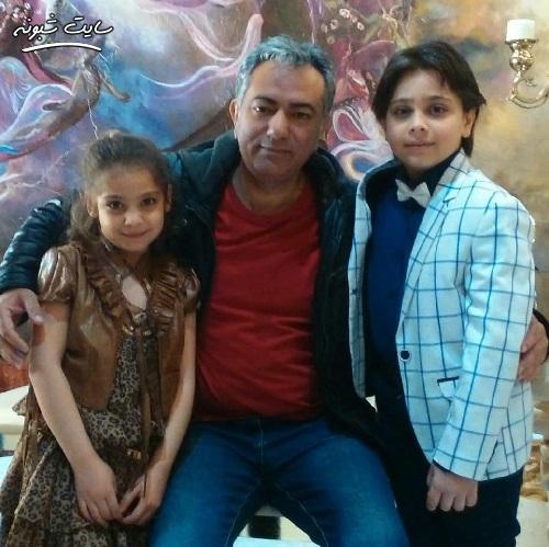 بیوگرافی فریماه و فربد احمدی خواهر و برادر بازیگر نقش شیرین در سریال وارش