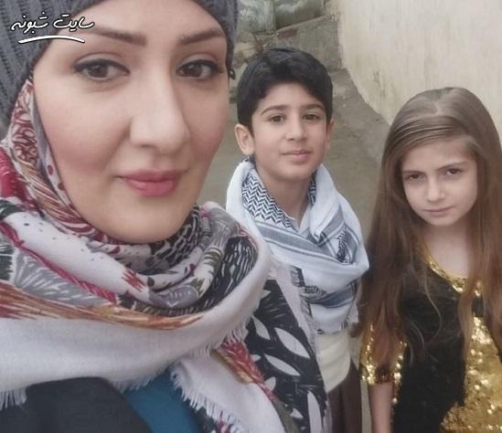 بیوگرافی گلاره جباری مجری تلویزیون و همسرش + تصاویر خانواده