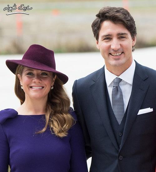 بیوگرافی همسر جاستین ترودو نخست وزیر کانادا و فرزندانش +عکس