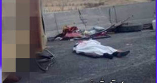 سقوط اتوبوس در کرمان با 7 کشته و 31 زخمی (اتوبوس مشهد به بندرعباس)