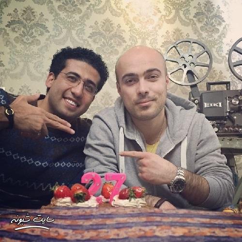 بیوگرافی مجتبی پوربخش مجری و تهیه کننده و همسرش + تصاویر خانواده
