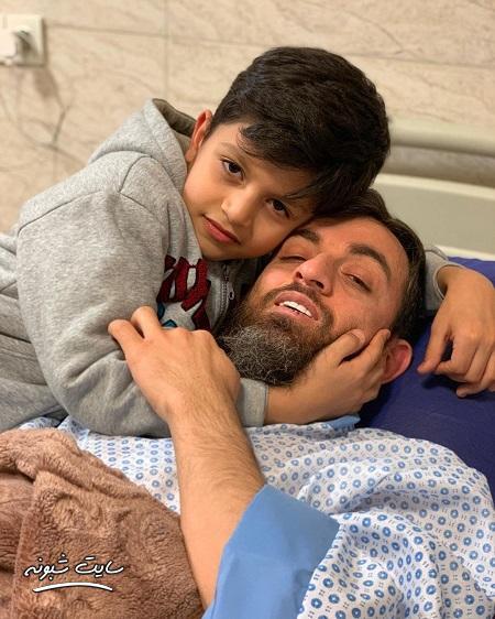 بیوگرافی کمیل نظافتی روحانی (آخوندی) که کلیه اش را هدیه داد
