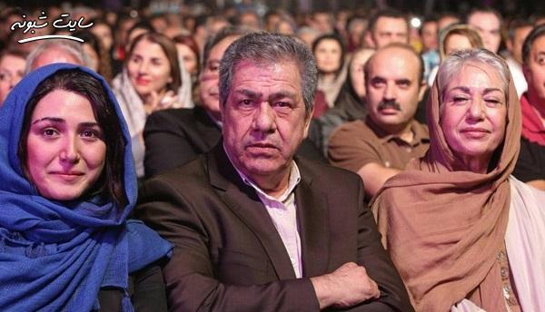خانواده رخشان بنی اعتماد کارگردان و همسرش جهانگیر کوثری +تصاویر