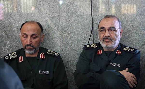 بیوگرافی سردار محمد حجازی جانشین فرمانده سپاه قدس +سوابق و فرزندان