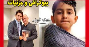 بیوگرافی شاهین مقدم +مرگ همسر و فرزندش در سقوط هواپیما و اینستاگرام