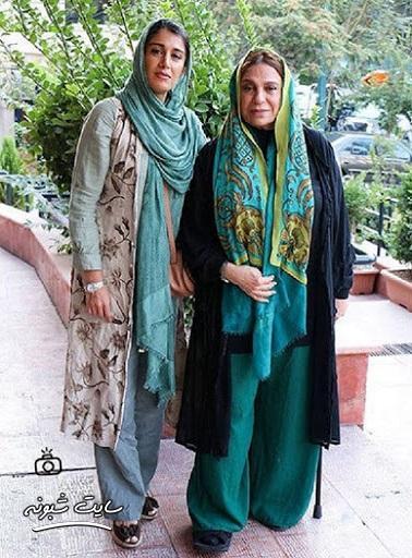بیوگرافی آناهیتا اسماعیل خانی دختر گوهر خیراندیش و همسرش + ازدواج و عروسی