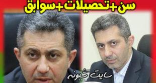 بیوگرافی قاسم جان بابایی معاون درمان وزارت بهداشت +سوابق دکتر