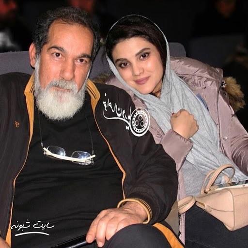 صبا و سارا دختران سعید سهیلی (کارگردان) و دخترش