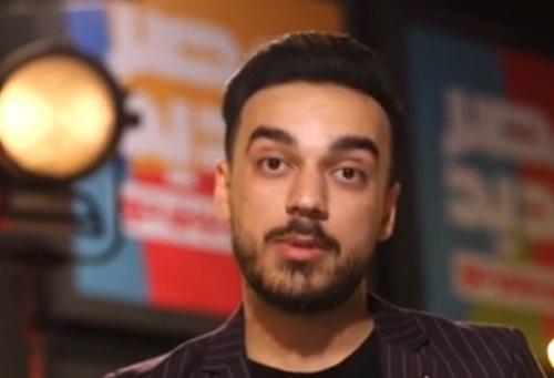 بیوگرافی و فیلم تقلید صدا علیرضا کیانی در عصر جدید +اینستاگرام
