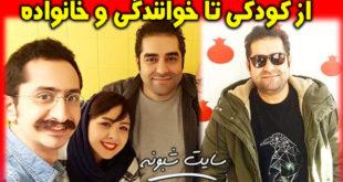 بیوگرافی امین هدایتی خواننده پاپ گروه دال بند و همسرش +اینستاگرام