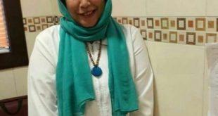 دکتر نیلوفر اسماعیل بیگی پزشک عمومی اورژانس بیمارستان محب کوثر تهران بر اثر کرونا درگذشت
