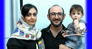 خواستگار سابق مهشید ناصری همسر هدایت هاشمی + مصاحبه در برنامه فرمول یک