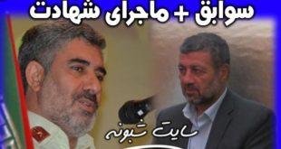 بیوگرافی سردار رمضان پورقاسم +درگذشت سردار رمضان پورقاسم