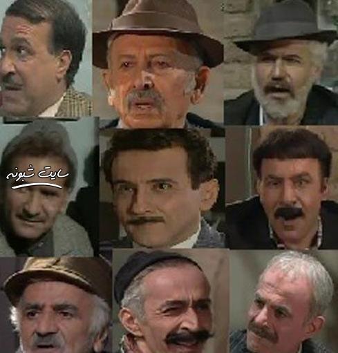 اسامی بازیگران سریال زیر بازارچه + تصاویر