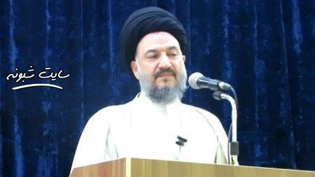 ماجرای استعفای امام جمعه ایرانشهر (حجت الاسلام ابطحی )