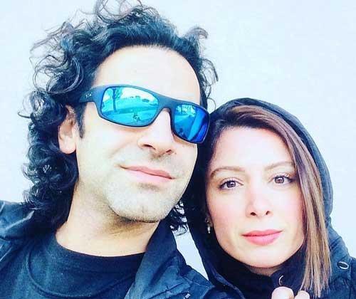 بیوگرافی فرناز رهنما (بازیگر) و همسرش کیارش اعتمادی +عکس