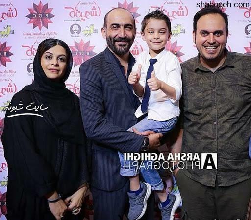 بیوگرافی هادی حجازی فر (بازیگر و نویسنده) و همسرش + عکس خانواده