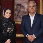 ملیکا شریفی نیا برنامه دورهمی پنجشنبه 11 اردیبهشت 99+ فیلم