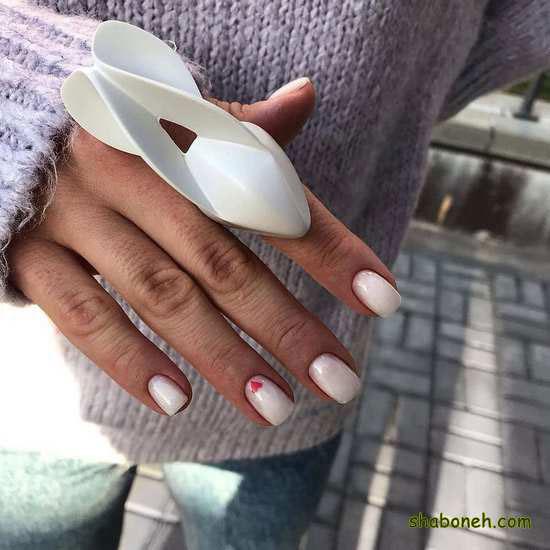 مدل دیزاین ناخن جدید عروس
