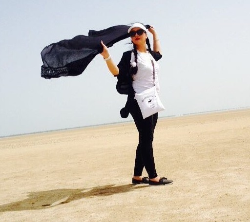 بیوگرافی آتنا مهیاری بازیگر نقش ماه کاووس در سریال نون خ +عکس