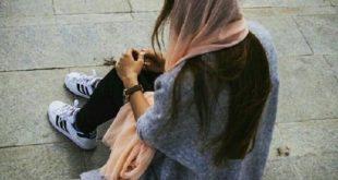 عکس دختر از پشت پروفایل دخترونه از پشت با موهای زیبا