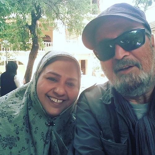 بیوگرافی فروغ قجابگلی بازیگر و همسرش + سوابق و عکسهای شخصی