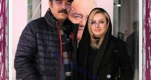 گلرخ حقیقی همسر سعید آقاخانی کیست؟ +عکس و بیوگرافی گلرخ حقیقی