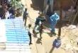 حمله به دو پزشک تست کرونا با سنگ در پایین شهر