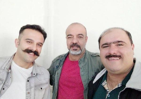بیوگرافی کاظم نوربخش بازیگر نقش سلمان در سریال نون خ (خواستگار شیرین)