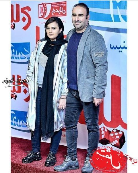 بیوگرافی مهران احمدی (بازیگر) و همسرش و دخترش باران +عکس