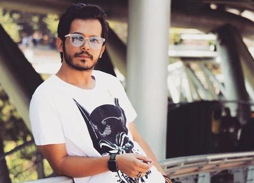 بیوگرافی مهرزاد جعفری بازیگر نقش مسعود در سریال بچه مهندس 3