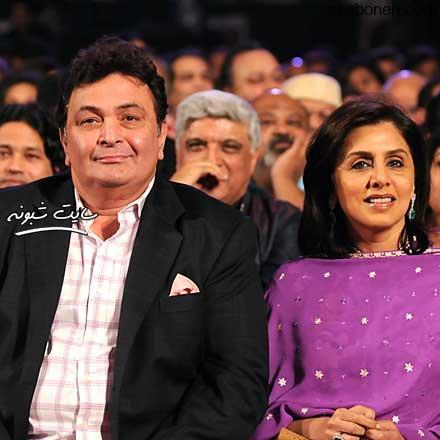 بیوگرافی ریشی کاپور بازیگر درگذشت + عکس ریشی کاپور و همسرش