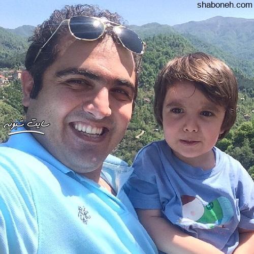 بیوگرافی سعید کریمی بازیگر جوانی (بزرگسالی) نقش مسعود در سریال بچه مهندس 3