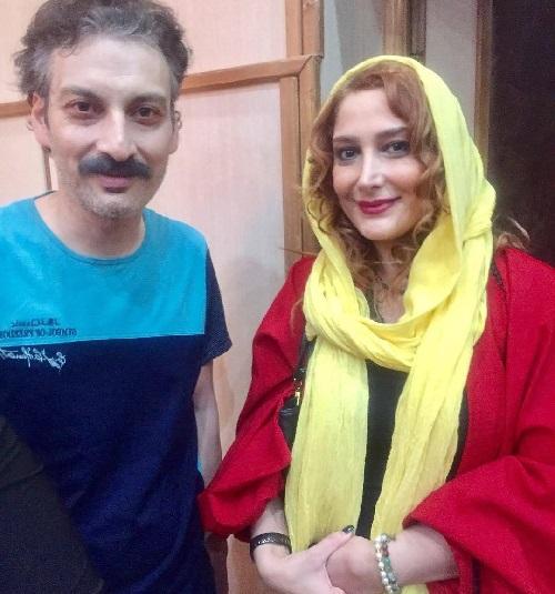 بیوگرافی سیما مطلبی بازیگر و همسر + سوابق و عکس های سیما مطلبی