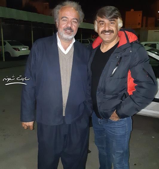 بیوگرافی و عکسهای سیروس حسینی فر بازیگر نقش سیروس در نون خ 2 (مو نارنجی)