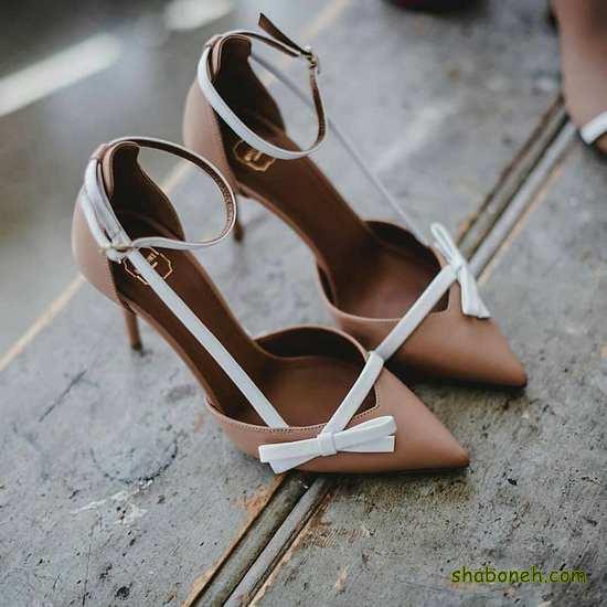 شیک ترین کفش های مجلسی دخترانه