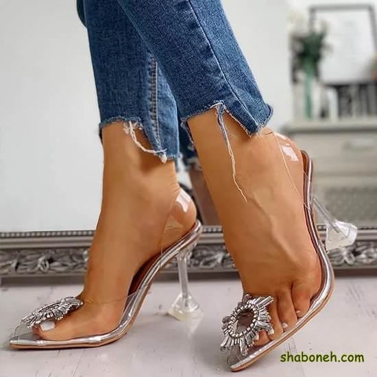 زیباترین عکس مدل های کفش مجلسی زنانه جدید با طرح های زیبا