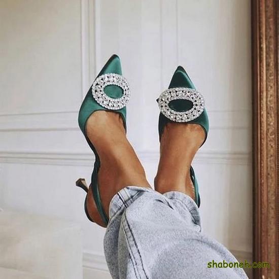 مدل کفش مجلسی زنانه 99
