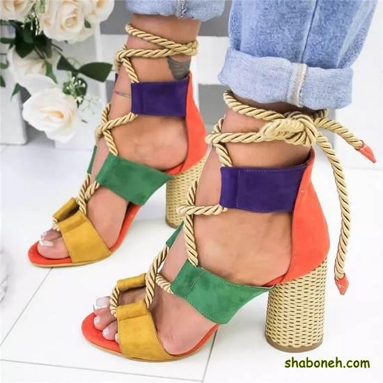 مدلهای کفش مجلسی دخترانه در اینستاگرام