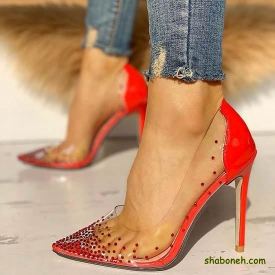 مدلهای کفش مجلسی دخترانه