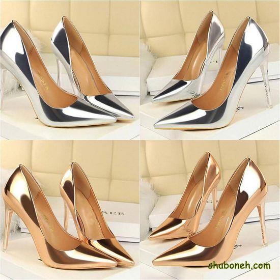 انواع کفش مجلسی زنانه شیک