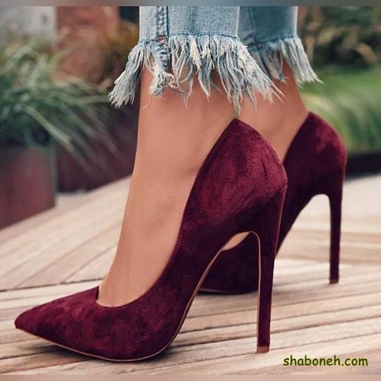 انواع کفشهای مجلسی زنانه