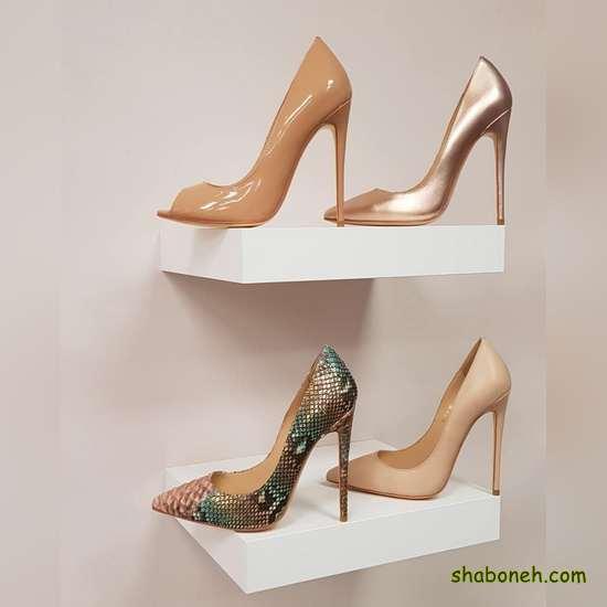 کفش مجلسی دخترانه شیک اینستا