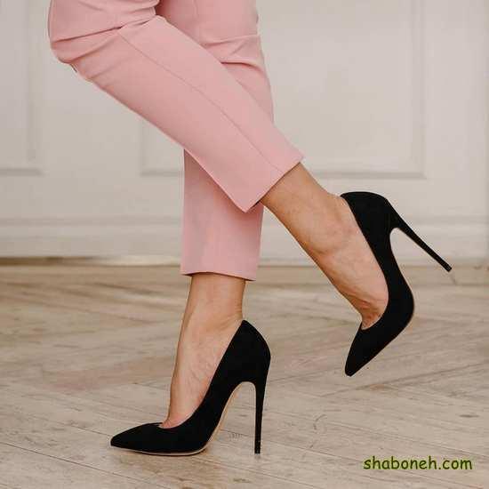 کفش مجلسی دخترانه شیک اینستاگرام