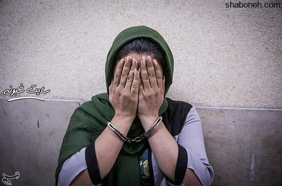 زن جوان مشهدی محکوم به کوری دو چشم شد