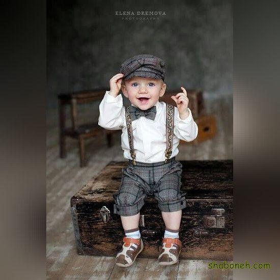 لباس بچه گانه پسر جذاب