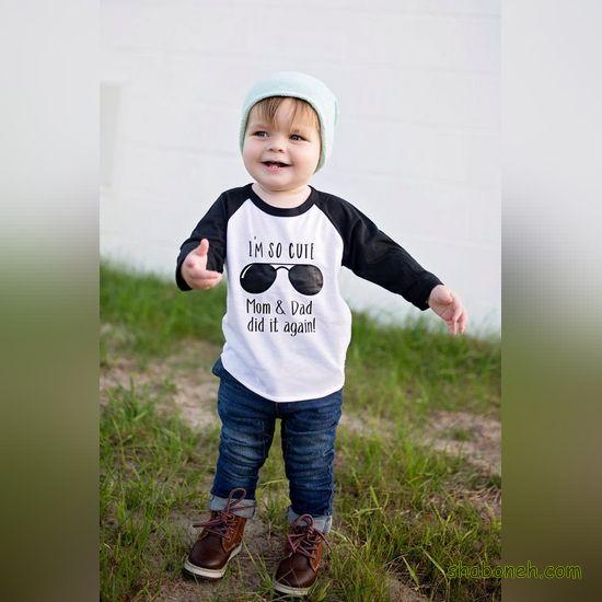 مدل لباس پسرانه بچه گانه جذاب